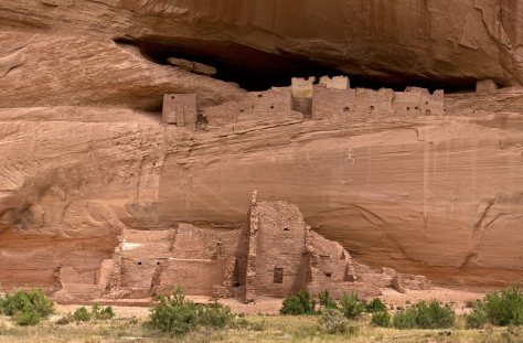 Sept Canyon de Chelly